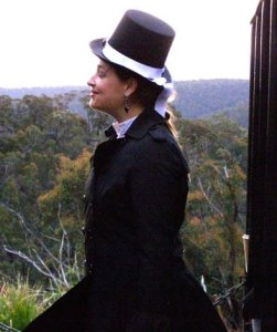Miss Prism - Blue Mountains Theatre Company